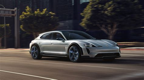 Porsche Taycan Cross Turismo price and specifications - EV