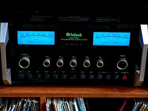McIntosh MA 7000 Integrated Amplifier | Solid state | Audiogon