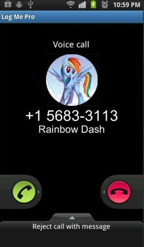 Call from Rainbow Dash for Android - APK Download