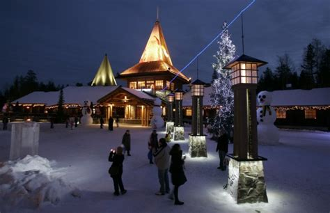 Christmas holidays: Florida, Finland, Norway and other