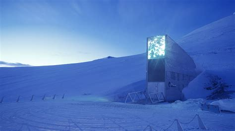 Inside the future of humanity: Svalbard's Global Seed