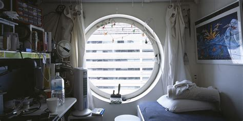 Tokyo Micro Apartment Photographs Capture The Beginning Of