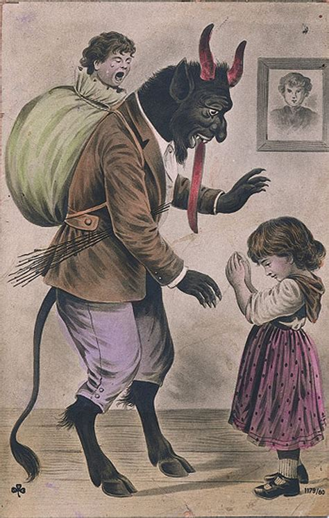 What is the Krampus? Here's the Legend Behind the Anti