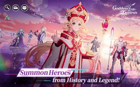 Goddess of Genesis for Android - APK Download