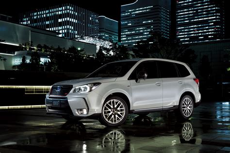 This Isn't the 2015 Subaru Forester STI, Just a Japan-Only
