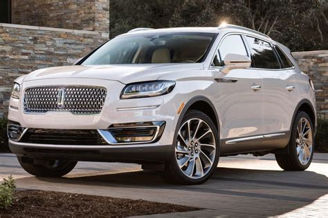Lincoln Nautilius (2019 MKX facelift, first generation