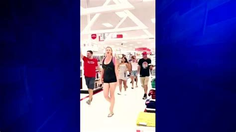 Anti-mask protesters march through Fort Lauderdale Target