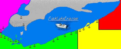 Lake Erie fishing charters walleye bass perch and trout