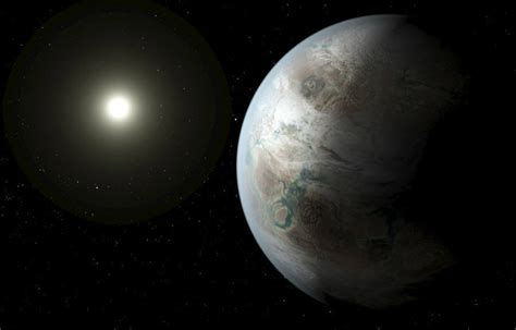 Kepler 452b: NASA finds 'cousin' to Earth in age-old quest