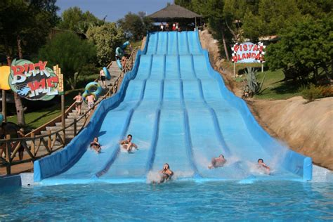 4 Top Water Parks in Costa Blanca | Rent a Car Best Price