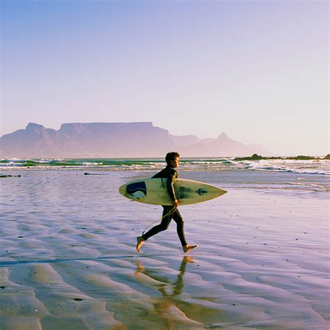 Where to Surf in Cape Town   Travel + Leisure