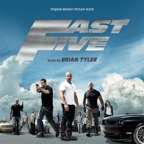 Pure Soundtrack: Fast and Furious 5 (Fast Five) Movie