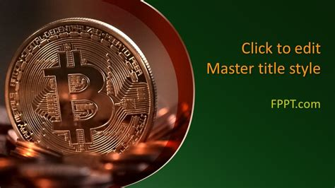 Free Bitcoin PowerPoint Template - Free PowerPoint Templates