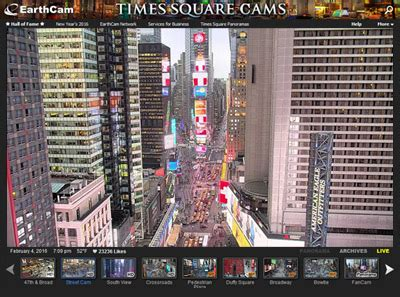 Live Streaming Construction Cameras, Sample Projects