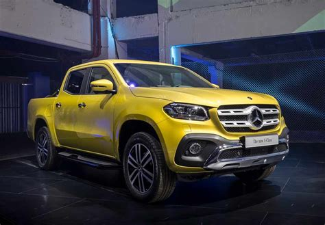 Mercedes-Benz X-Class 2020 – the first pick-up from