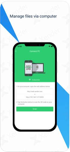 Xender for iPhone Free Download - Share files using Xender