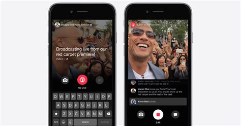 """Facebook Launches """"Live"""" Streaming Video Feature, But Only"""
