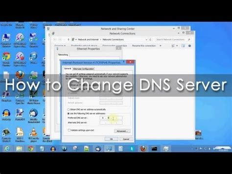 How to Manually Change DNS Server On Windows 7 / 8 & Mac
