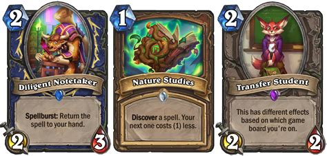 Hearthstone: Scholomance Academy expansion will introduce