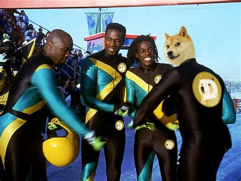 Dogecoin Community Wants to Get Jamaican Bobsleigh Team to
