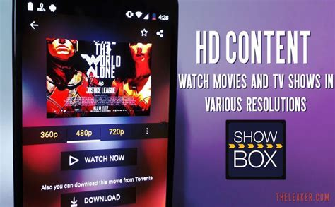 Showbox APK For Android, PC, iPhone And More (Download)
