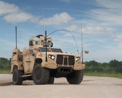 Meet the US military's Humvee replacement