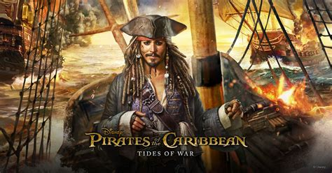 Pirates of the Caribbean: Tides of War   PotC Wiki