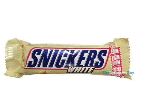 QUICK REVIEW: Limited Edition Snickers White (Japan) - The